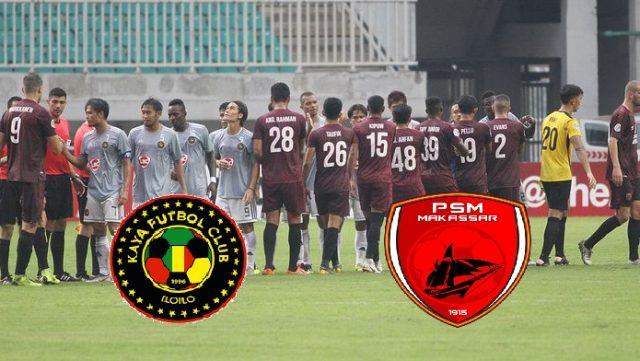 Kaya FC vs PSM Makassar (int)