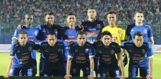 Pemain Arema FC. (Int)