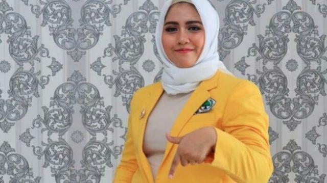 Ayu Yuliana Nurdin. (ist)
