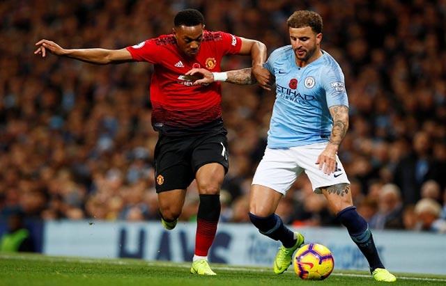 Derby Manchester, MU VS City