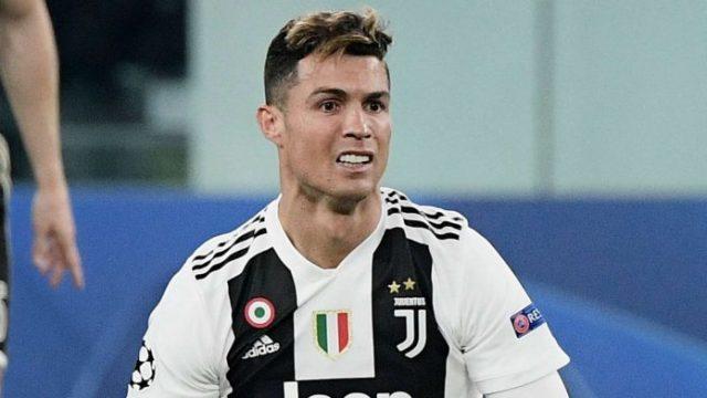 Cristiano Ronaldo. (INT)