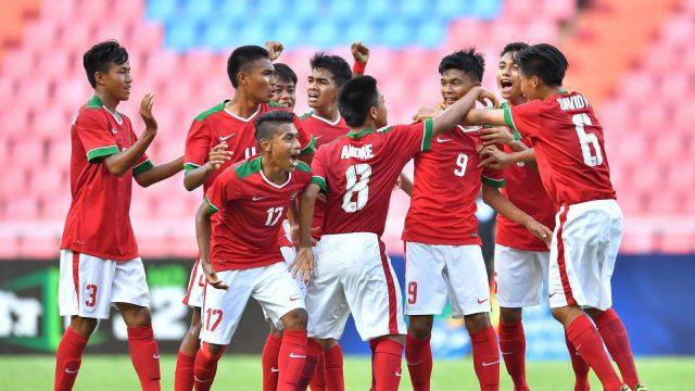 Pemain timnas Indonesia U-16. (int)