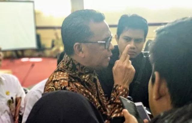 Gubernur Sulsel, Nurdin Abdulah (Dok Beritanews)