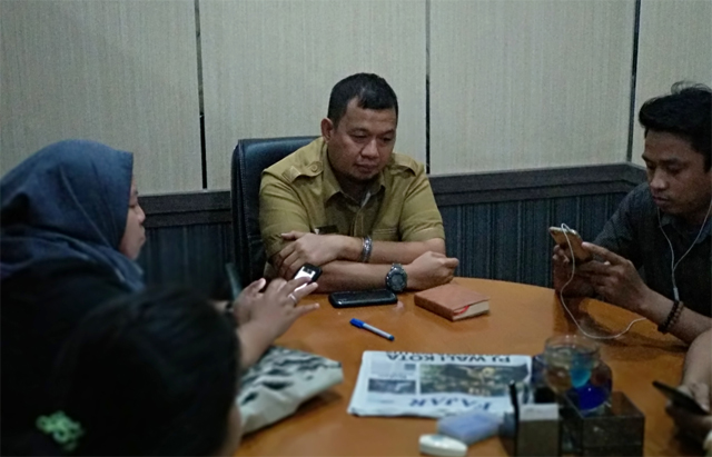 Iqbal Suhaeb Calon Pj Walikota Makassar