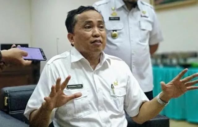 Plt Kepala Disbudpar Sulsel Muhammad Firda