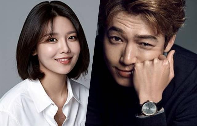 Pasangan Sooyoung dan Jung Kyung Ho