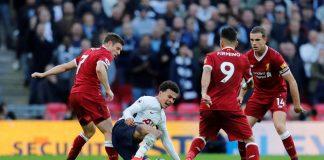 Tottenham Hotspur vs Liverpool (Int)