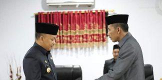 Bupati Bantaeng Serahkan Ranperda ke DPRD, Satu Diantaranya Menggodok Wisata Baru