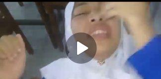 Foto : Screenshoot cuplikan video berdurasi 30 detik.