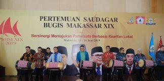 Pembukaan Saudagar Bugis Makassar di Wisma Negara CPI