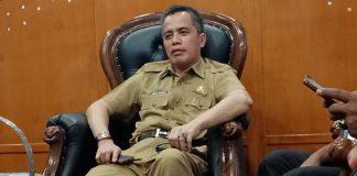 Sekda Bantaeng, Abdul Wahab. (Berita.news/Fitriani Aulia Rizka)