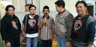 Hori bin Suwari (42) yang menggadaikan Istrinya saat diamankan pihak kepolisian. (Int)