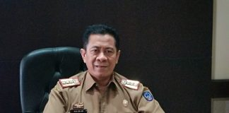 Plt Kepala Inspektorat Sulsel Salim AR, (Berita.news/KH)