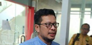 Kepala Disdik Sulsel Irman Yasin Limpo.(Berita.news/KH)