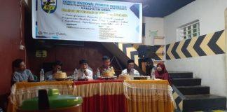 Halal Bi Halal dan Dialog Publik yang digelar olehKomite Nasional Pemuda Indonesia(KNPI) Bontonompo, Gowa.(Berita.news/ACP)
