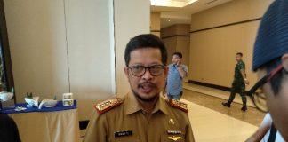 Kepala Dinas Pendidikan Irman Yasin Limpo.(Berita.news/KH)