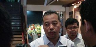 Kepala Balai Besar Pelaksana Jalan Nasional (BBPJN) XIII Makassar Miftachul Munir, Rabu (19/6/2019).Berita.news/KH)