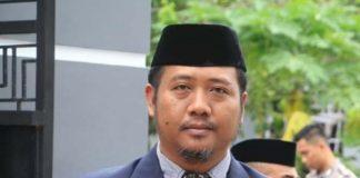 Kepala Dinas Pemadam Kebakaran Kabupaten Luwu, Achmad Awwabin.(Berita.news/Asri)