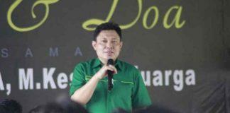 Ketua DPC PPP Gowa, Nursyam Amin. (Berita.news/ACP)