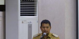 Pj Wali Kota Makassar, Iqbal Suhaeb. (Berita.news/Ratih Sardianti Rosi).