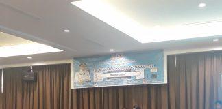 Forum jurnalistik dan SKPD Kota Makassar di Hotel Ramedo Makassar, Rabu (31/7/19). (BERITA.NEWS/Ratih Sardianti Rosi).