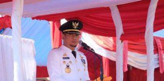 Bupati Kabupaten Gowa Adnan Purichta Ichsan. (Instagram/adnanpurichtaichsan)