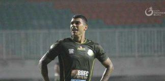 Penyerang PS Tira Kabo, Ciro Alves. (Foto: Liga Indonesia)