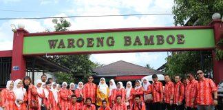 Foto bersama kontingen dari Bantaeng. (Berita.news/Fitriani Aulia Rizka).