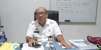 Kepala Dinas Pemberdayaan Masyarakat dan Desa (PMD) Kabupaten Gowa, Muh Asrul. (Berita.news/ac3).