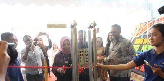 Launching Toko interior dan furniture Fabio Home di Jalan Veteran Selatan 33, Maricaya Baru, Makassar. (Berita.news)