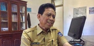 Sekretaris Daerah (Sekda) Kabupaten Bulukumba, A. Bau Amal Amin. (Berita.news/Idul).