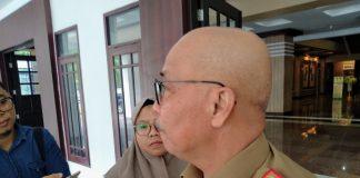 Kepala Dishub Sulsel Ilyas Iskandar. (Berita.news/KH).