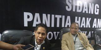 Wakil Pimpinan Pansus Hak Angket Dewan Selle KS Dalle. (Berita.news/KH).