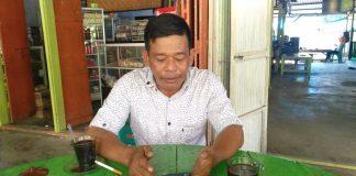 Kamal Raja Muda yang bakal maju mencalonkan Cakades Desa Bontomanai. (Berita.news/Abdul Kadir).