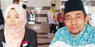 Tim Kesehatan Haji Indonesia (TKHI) Kloter Enam dr. Indrawati Kamal Muthalib. (Berita.news/IL).