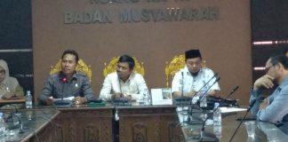 Aliansi Peta Hearing dengan DPRD Takalar. (BERITA.NEWS/Hasrullah).