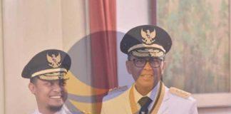 Ilustrasi Nurdin Abdullah dan Andi Sudirman Sulaiman didukung politisi nasdem. (BERITA.NEWS/IST)
