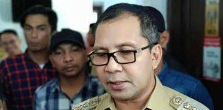 Mantan Walikota Makassar Mohammad Ramdhan Pomanto (Danny Pomanto). (Berita.news/KH).