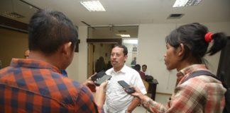 Sekretaris Daerah Kota Makassar M Ansar. (BERITA.NEWS/Ratih Sardianti Rosi).
