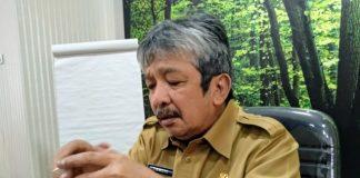 Kepala Dinas Kehutanan (Dishut) Sulsel Muhammad Tamzil. (BERITA.NEWS/KH)