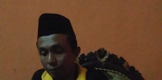 Mantan ketua BPD Desa Sapanang, Kecamatan Binamu, Kabupaten Jeneponto, Idam Talli. (BERITA.NEWS/Ilham).