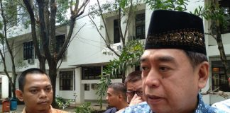 Sekda Sulsel Abdul Hayat Gani. (BERITA.NEWS/KH).