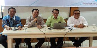 Suasana saat sejumlah sarjana ekonomi berkumpul dan sepakat membentuk ISEI Stie Nobel. (BERITA.NEWS/ACP).