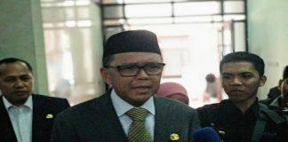 Gubernur Sulsel Nurdin Abdullah di kantor Gubernur. (BERITA.NEWS/KH).