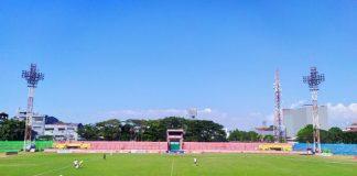 Stadion Mattoanging. (BERITA.NEWS/Andi Khaerul).
