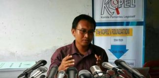 Direktur Kopel Bulukumba, Muhammad Jafar. (BERITA.NEWS/IL).