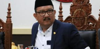 Wakil ketua DPRD Sulsel Nimatulla. (BERITA.NEWS/KH).