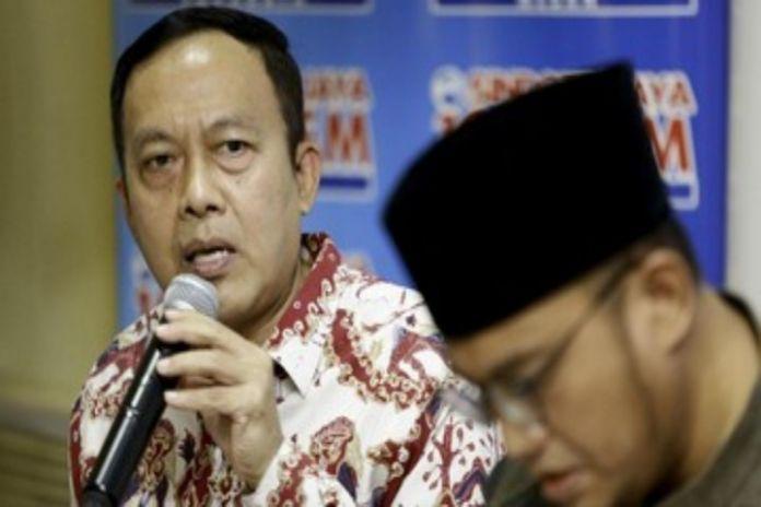 Anggota Komisi Hukum MUI Ikhsan Abdullah. (Detikcom/Agung Phambudhy)