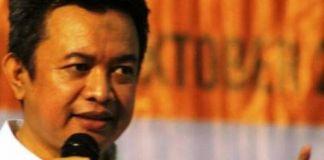 Ketua BPH Universitas Muhammadiyah Parepare Yasser Latif. (BERITA.NEWS/H Aru).