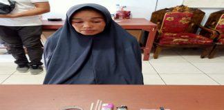 IRT diamankan Satuan Reserse Narkoba Polres Jeneponto. (BERITA.NEWS/Muhammad Ilham).
